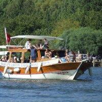 Прогулка по реке.Турция :: Anton Сараев