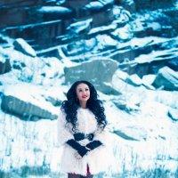 первый снег :: Елена Инютина