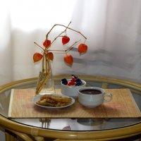 Есть перерыв-выпейте чаю! :: Диана