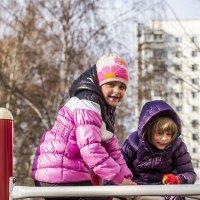сестрички :: Лариса Батурова