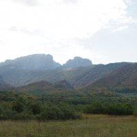 Кавказ. Вход в Дарьяльское ущелье :: Andrad59 -----