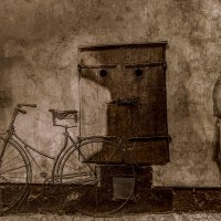 Тайная дверь :: Николай