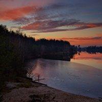 Вечер на исходе октября... :: Roman Lunin