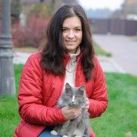Мой котэ...) :: Юрий Белов