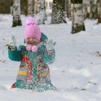 Первый снег :: Татьяна Новоселова