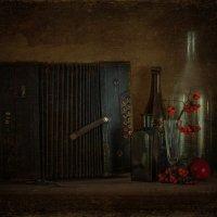 Натюрморт с гармошкой :: Андрей Гусев