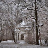 Вятка. Александровский сад. Ротонда. :: Владимир Белозеров