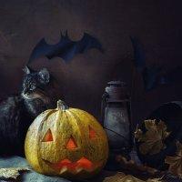 Котюрморт к Хеллоуину :: Ирина Приходько
