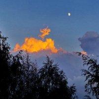 Спектакль в небесах :: Валерий Талашов