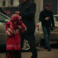 Маленькая цыганка :: Сахаб Шамилов
