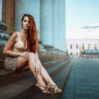 on the steps :: Георгий Чернядьев