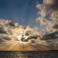 закат на Кипре :: Анастасия Герасимова