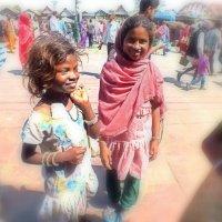 Дети Индии. :: Александра Михайлина