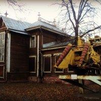 А это дом, который построил Джек? :: Ольга Кривых