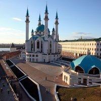 Мечеть в Казани :: Валерий Князькин