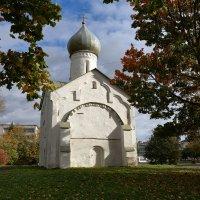 Ц. 12 Апостолов. Великий Новгород :: Евгений Никифоров