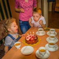 К сожалению день рождения только раз в году!. :: Анатолий Бахтин