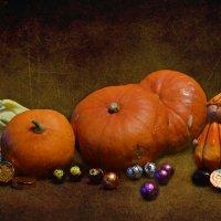 Pumpkin :: Галина Galyazlatotsvet