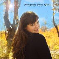 Осенний портрет :: Sergey Koltsov