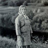 Женщина с уздечкой :: Валерий Талашов