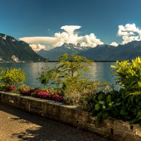 The Alps 2014 Switzerland Montreux 5 :: Arturs Ancans