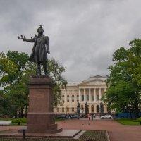 одинокий Пушкин :: Михаил