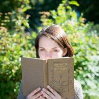 Девушка с книгой :: Астарта Драгнил