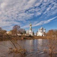 Под небом голубым есть город золотой... :: Анатолий Тимофеев