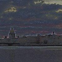 Тучи над городом :: Александр Петров