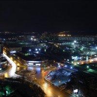 Вечерний Новосибирск :: Сергей Бекетов