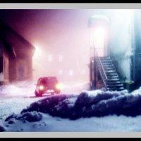 Снег и туман :: Григорий Кучушев