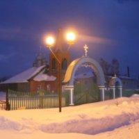 Церковь :: Мария Лебедева