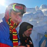 Група на вершине :: Саня Ткачук