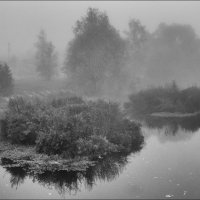 Острова в тумане :: Людмила Синицына