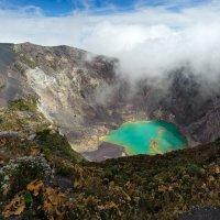 Зелёное сердце вулкана :: Александр Константинов