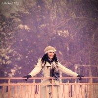 зимняя прогулка :: Ольга Ушакова