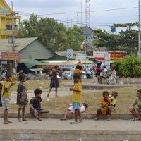 Нейтральная территория между тайландом и камбоджей :: Anna Kashkovskaya