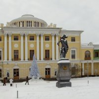Зима в Паваловске :: Олег Попков