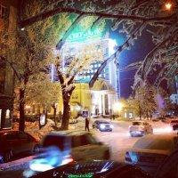 Зимний Новосибирск :: Анастасия Ткаченко