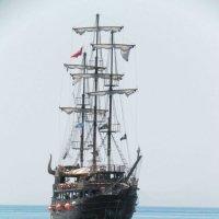 На рейде морском тишина :: Вячеслав Морозов