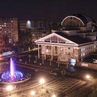 Театр у фонтана :: Дмитрий Клесников