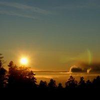 закат :: Ирина Полыгалова