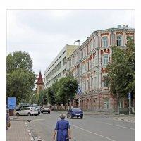 По улице с тяжёлой ношей :: Евгений Гудименко