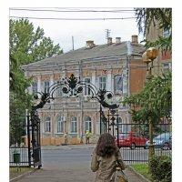 Выход из парка :: Евгений Гудименко