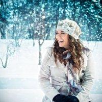 Волшебная зима :: Ольга Ушакова