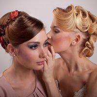 Сплетницы :: Любовь Kozochkina