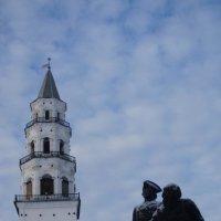 Невьянская наклонная башня :: Сергей Комков