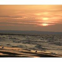 Восход на Каме :: Александр Жарахин