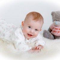 Младенец :: Оксана Богачева