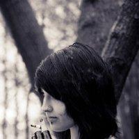 Девушка с татуировкой :: Artem ArtKetler